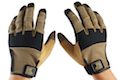 PIG Full Dexterity Tactical (FDT-Alpha Touch) Glove (L Size / Coyote)
