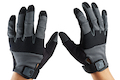 PIG Full Dexterity Tactical (FDT-Alpha Touch) Glove (S Size / Carbon Grey)