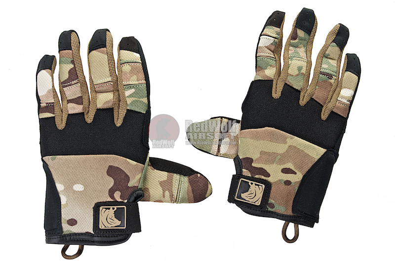 PIG Full Dexterity Tactical (FDT-Alpha Touch) Glove (M Size / Multicam)