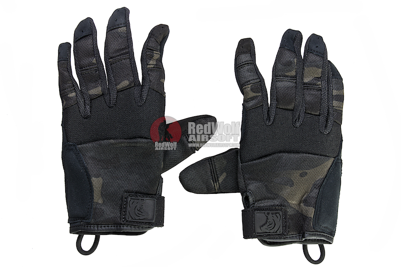 PIG Full Dexterity Tactical (FDT-Alpha Touch) Glove (M Size / Multicam Black)