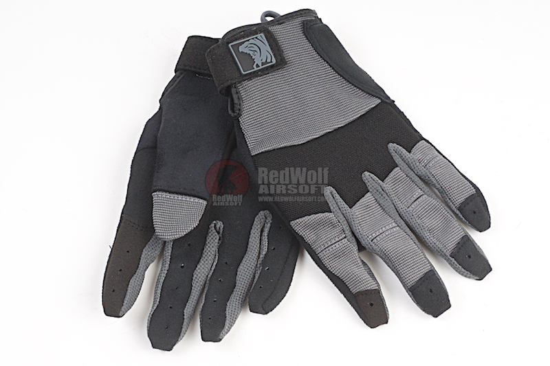 PIG Full Dexterity Tactical (FDT) Charlie Women's Glove (M Size / Carbon Grey)