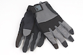 PIG Full Dexterity Tactical (FDT) Charlie Women's Glove (L Size / Carbon Grey)