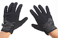 PIG Full Dexterity Tactical (FDT) Delta Utility Glove (L Size / Black)