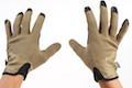 PIG Full Dexterity Tactical (FDT) Delta Utility Glove (S Size / Coyote Brown)