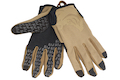 PIG Full Dexterity Tactical (FDT) Delta Utility Glove (M Size / Coyote Brown)