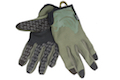 PIG Full Dexterity Tactical (FDT) Delta Utility Glove (L Size / Ranger Green)