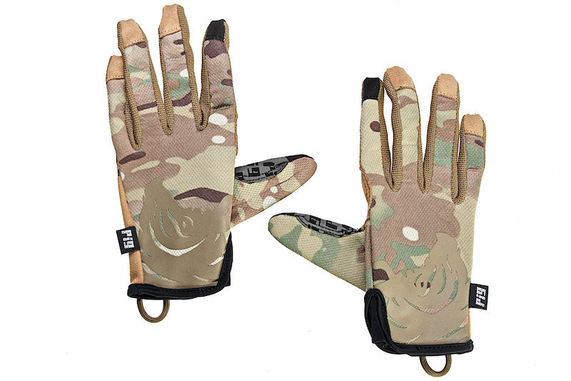 PIG Full Dexterity Tactical (FDT) Delta Utility Glove (M Size / Multicam)