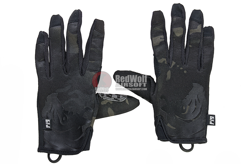 PIG Full Dexterity Tactical (FDT) Delta Utility Glove (S Size / Multicam Black)
