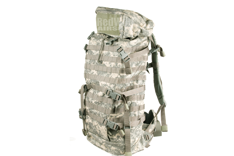 PANTAC Molle Expedition Backpack (ACU / Cordura) <font color=red> (Clearance)</font>