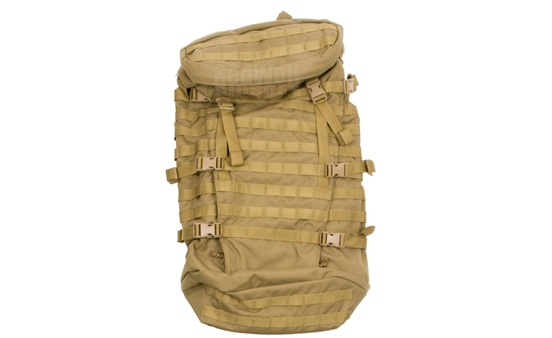 PANTAC Molle Expedition Backpack (Khaki / Cordura) <font color=yellow>(Clearance)</font>