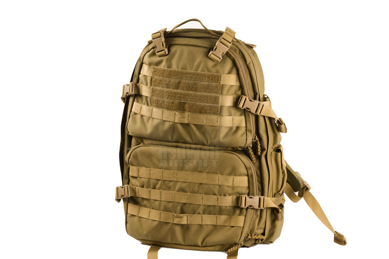 PANTAC MOLLE PJ Medical Backpack (Khaki) <font color=yellow>(Clearance)</font>