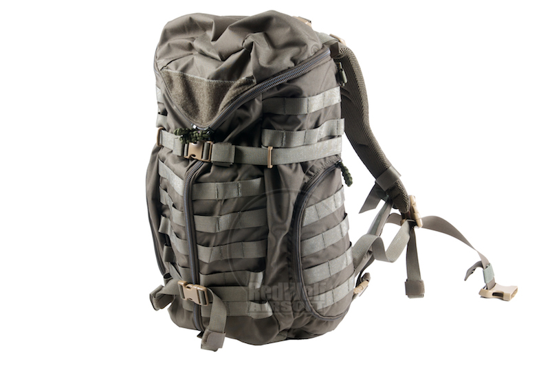 PANTAC Molle Y-Shape Quick Access Pack (Cordura 500D/Ranger Green) (Back to School)