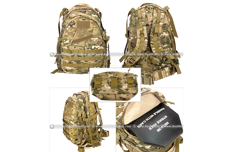 PANTAC Molle AIII Backpack (MC*)