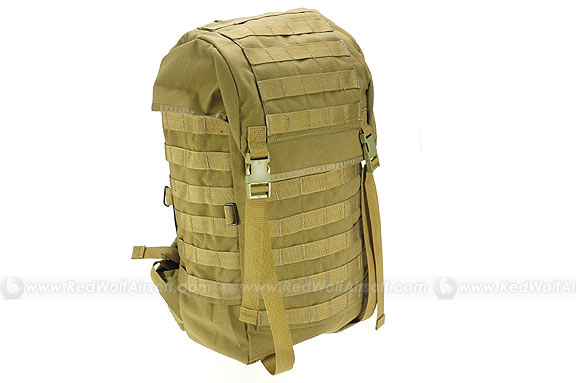 PANTAC BBP-MS Backpack (Khaki / CORDURA) <font color=yellow>(Clearance)</font>