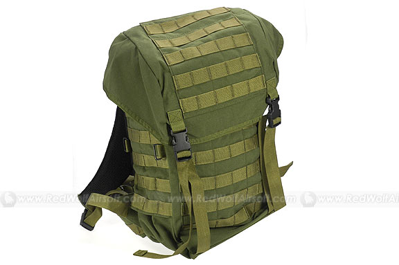 PANTAC BBP-MS Backpack (OD / CORDURA) <font color=yellow> (Year End Sale)</font> <font color=red>(Free Shipping Deal)</font>