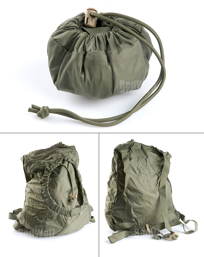 PANTAC Capsule Pack (Small / Ranger Green)