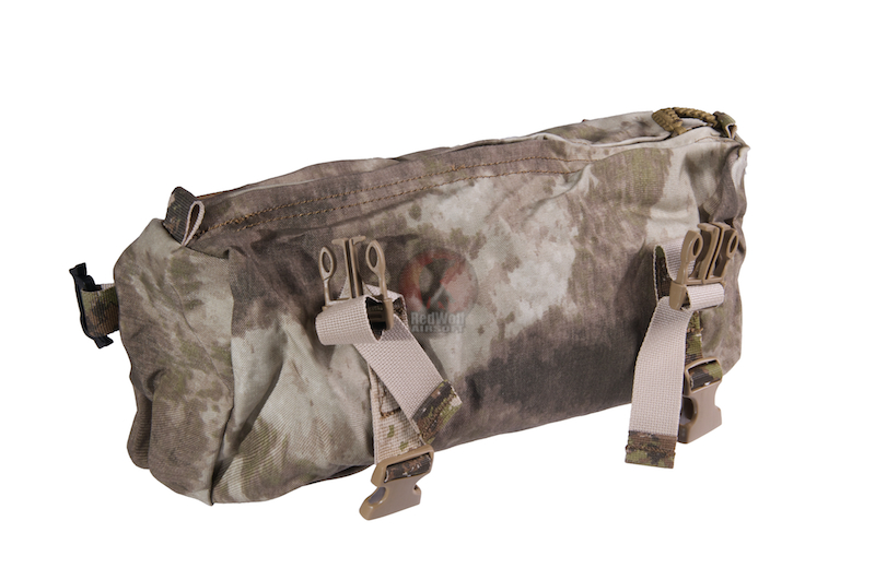 PANTAC Accessory Side Pouch for 3-Days pack (A-TACS / Cordura)
