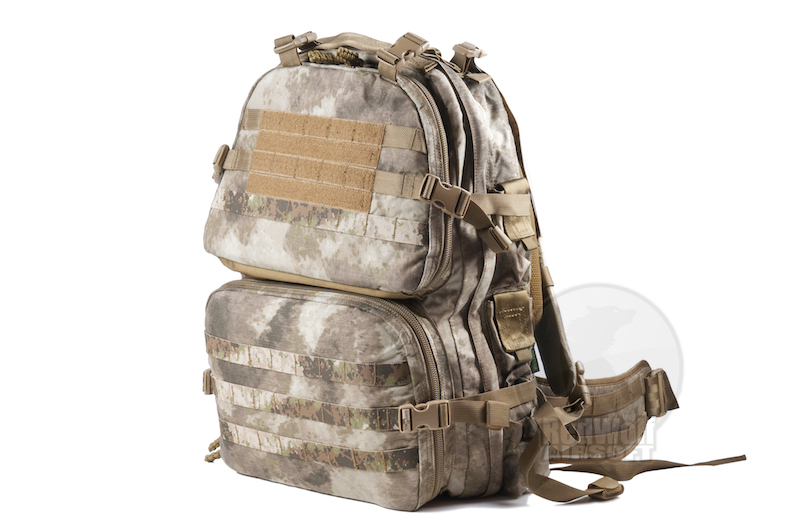 PANTAC Molle PJ Medical Backpack (A-TACS / Cordura) - Deluxe Version
