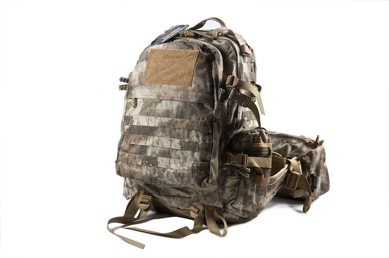 PANTAC Battle Field 2012 Assault Pack (A-TACS / Cordura) - Deluxe Version