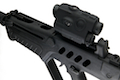 Hephaestus Custom Made T21 GBB w/ Scope & Silencer (Black)