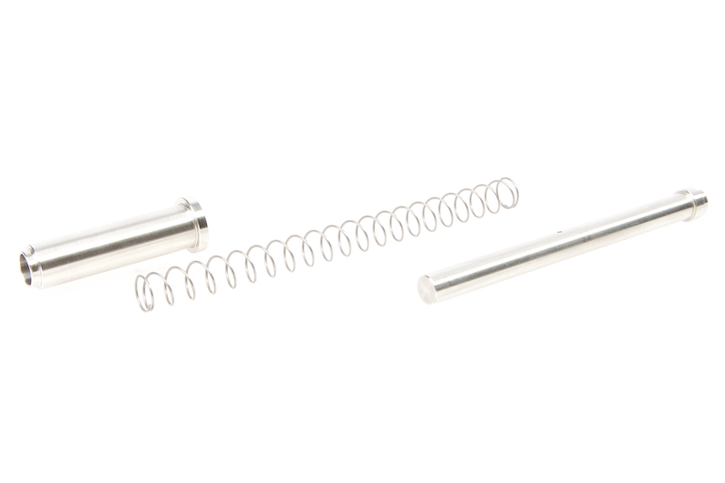 Pro-Arms 130% Steel Recoil Spring Guide Rod Set for VFC 1911 Kimber GBB Pistol Series