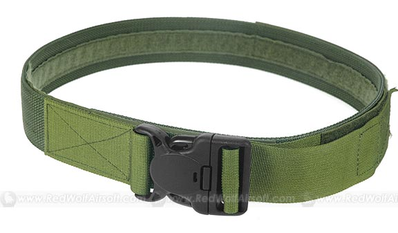 PANTAC Duty Belt With Security Buckle (OD / Large)