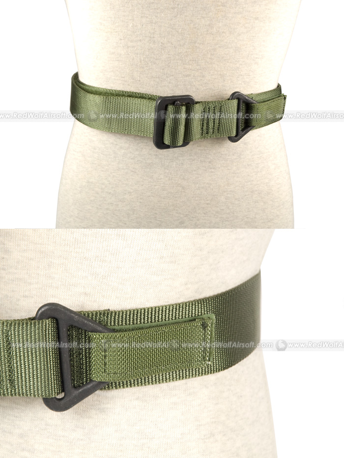 PANTAC Emergency Rappel Belt (M Size, OD)