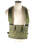 PANTAC Lightweight Versatile Tactical Vest (OD/Cordura)  <font color=red>(HOLIDAY SALE)</font>