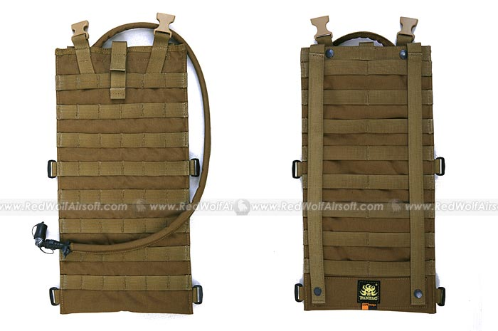 PANTAC Molle System Hydration Back-pack (CB / CORDURA)