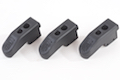 PTS Enhanced Pistol Shockplate - 1911 (3pcs/pack) - Black