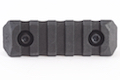 PTS Enhanced Rail Section (M-LOK) 5 Slots - Black