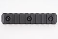 PTS Enhanced Rail Section (M-LOK) 9 Slots - Black