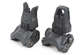 PTS EP Back Up Iron Sight Set (EP BUIS) Front & Rear - Black