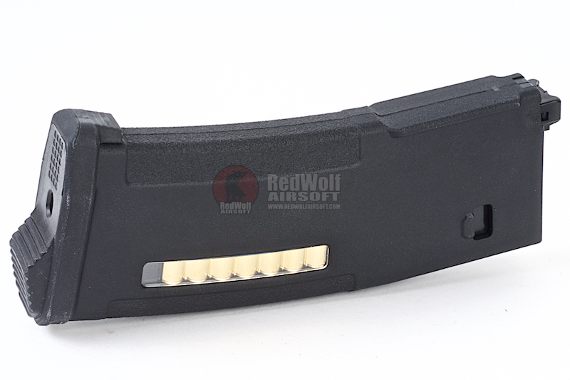 PTS 150rds Enhanced Polymer Magazine (EPM) for Systema PTW M4 Series - BK