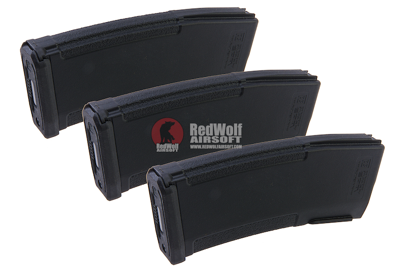 PTS EPM 30 / 120rds M4 Magazine (ERG) 3pcs / Pack