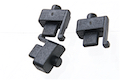 PTS Enhanced Pistol Shockplate for Tokyo Marui Hi-Capa 5.1  Series (3pack) - Black