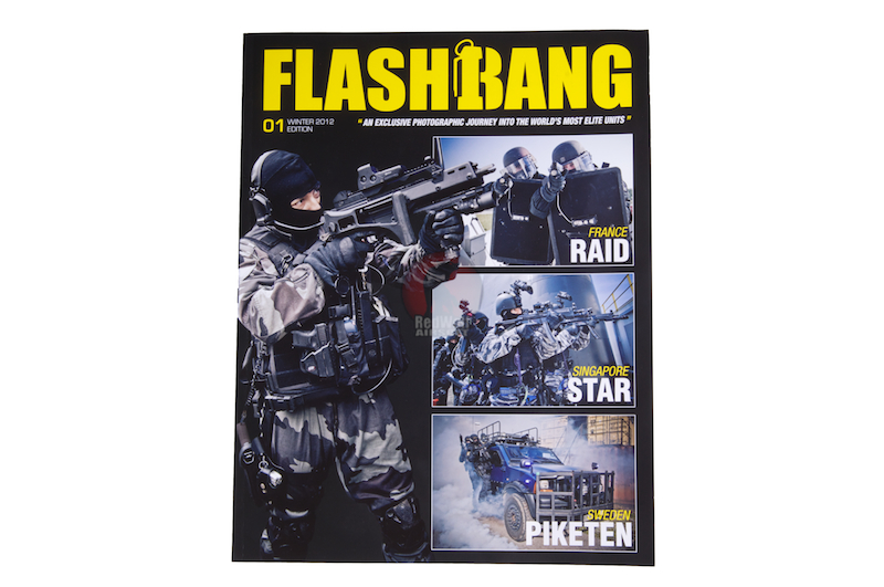 FLASHBANG Magazine 1st
