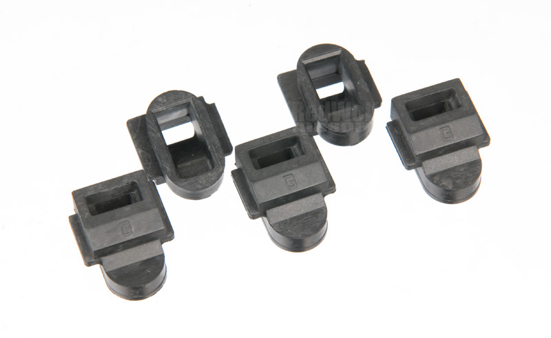 ProWin Magazine Lip Gas Seal G&P, Boom Arms and GHK (Pack of 5)(G)