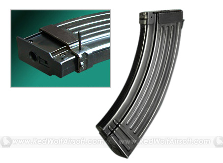 Real Sword RS AK/Type 56 150rds Steel Magazine