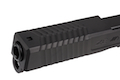 Socom Gear ZEV Custom- Trilobite Cut Slide Include CNC steel Barrel for Expert Accuracy for WE G17 GBB
