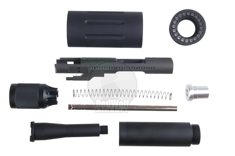 RA Tech M4 Pistol Kit for WE M4 GBB<font color=red> (Clearance)</font>