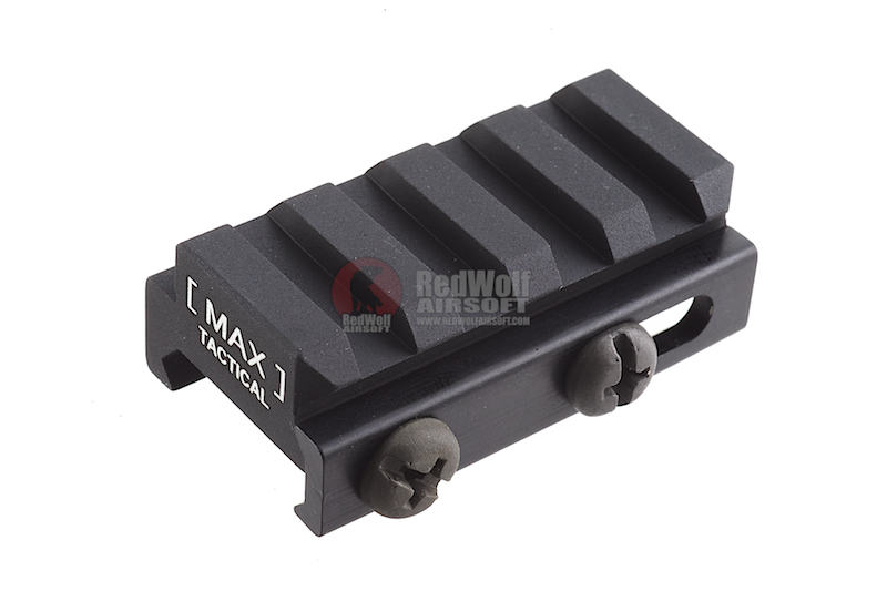 Madbull MAX Tactical Ver. II Fixed RAS Scope Raiser