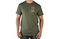 LBT Short Sleeve T-Shirt - X Large Size / Olive Drab
