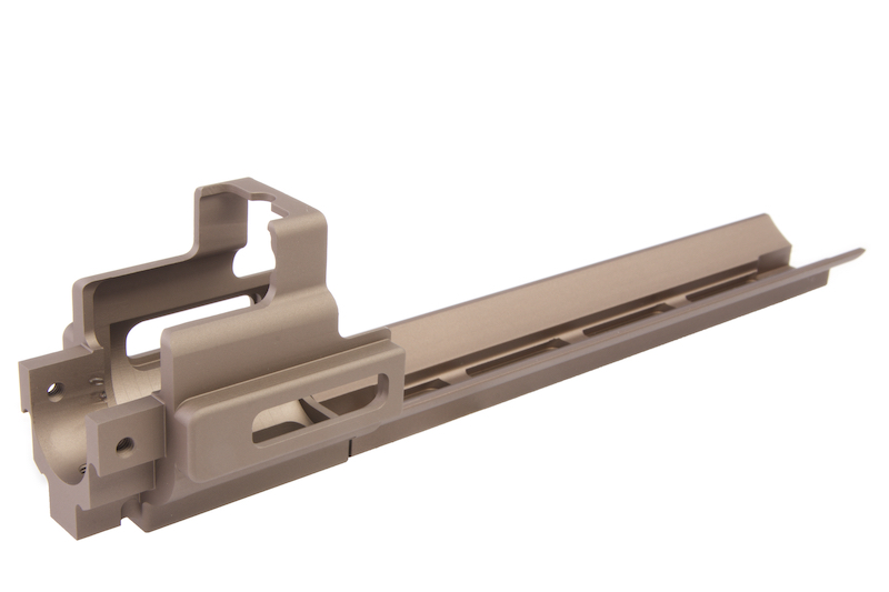 RGW M-Lok Kit for WE SCAR Next Generation GBBR - TAN