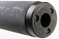 RGW Full Steel PBS-1 Dummy Silencer for AK Series (14mm CCW) - Black