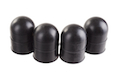 Madbull Rubber Head Set for M576 (4 pcs/ Set)