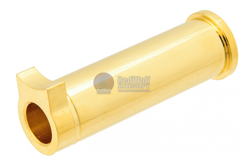 Airsoft Masterpiece Stainless Steel Recoil Plug for Tokyo Marui Hi-Capa 5.1 GBB - Gold