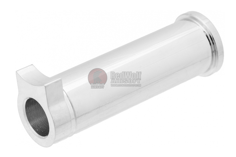 Airsoft Masterpiece Stainless Steel Recoil Plug for Tokyo Marui Hi-Capa 5.1 GBB - Silver