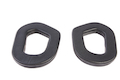 Roger Tech Silicone Gel Ear Sealing Rings Replacement