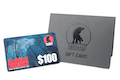 Redwolf USD 100 Gift Card